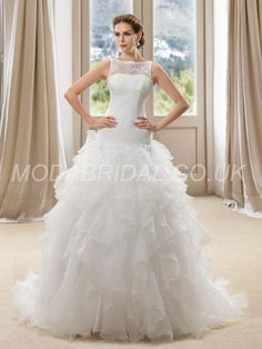 modabridal.co.uk SUPPLIES Tailormade Fall Sheath/Column Garden/Outdoor Lace Petite Sweep/Brush  Summer Spring Wedding Dress Elegant Wedding Dresses (3)