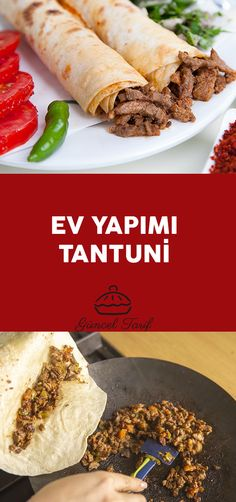 Homemade Tantuni Recipe-Ev Yapımı Tantuni Tarifi Homemade Tantuni the the I - turkishrecipes Hamburger Meat Recipes, Beef Recipes, Healthy Eating Tips, Healthy Nutrition, Turkish Recipes, Ethnic Recipes, Turkish Kitchen, Pasta Recipes, Easy Meals