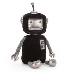 "Chicago Cubs Plush Toy Robot 14/"""