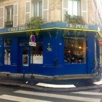 Chez Imogène, best crêperie in Paris 25, rue Jean Pierre Timbaud 75011 Paris Métro: Oberkampf/filles du calvaire