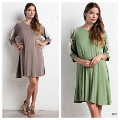 These dresses are perfect if you are looking for something school or work appropriate!// Solid Patch Sleeve Dress $35  Comment below with PayPal to purchase and ship or comment for 24 hour hold  #repurposeboutique#loverepurpose#hipandtrendy#shoprepurpose#boutiquelove#falltransition#style#trendy#fall#backtoschool#solid