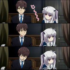 Anime : Absolute duo #absoluteduoanime #absoluteduo #julie #tooru #animegirl #animefans #animes #animefan #animekawaii #animelove #animeromance #animecosplay #animeaccion #animegame #fantasy #shoujo #shonen #moments #romance #loveanime #harem #shonen #shoujo #shojo