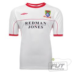 Camisa Umbro Morecambe Away 2007