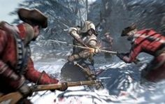 Assassin's Creed III Gameplay Trailer is Out