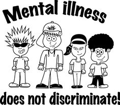 Stages Of Mental Health Conditions Karas Stuff Pinterest - coloring pages for mental health