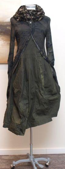 rundholz dip - Shirtjacke Camouflage Print grey - Winter 2014 - stilecht - mode für frauen mit format...
