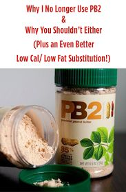 My Best Badi: Why I No Longer Use PB2 (& Why You Shouldn't Either + the Best Alternative!)