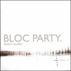 Fridays In Full - Bloc Party - Silent Alarm - Socks On An Octopus Indie Pop, Indie Music, Art Music, Top Albums, Best Albums, Music Album Covers, Music Albums, Album Cover Design, Artist Album