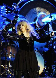 Stevie Nicks with Fleetwood Mac Photo Courtesy of Shailesh Saigal