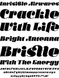 Callista by Karandash Type & Graphic Foundry