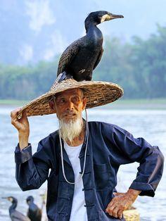 Fisherman by SIJANTO NATURE