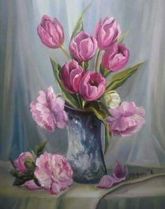 Fleurs de Anca Bulgaru
