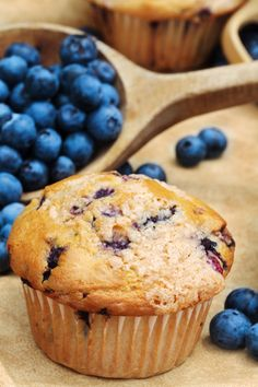 Lime and Blueberry Muffin recipe using coconut flour looks awesome!  I have some frozen raspberries in the freezer and might use them instead of blueberry