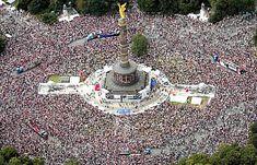 love parade, berlin, germany