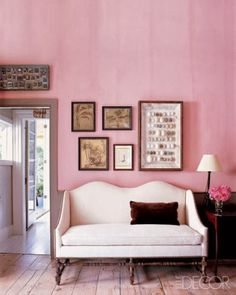 this pink is lovely for south-west or south.