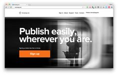 18 best blogging and publishing platforms on internet today