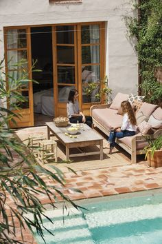 Natural Country Style in a 19th-Century Townhouse in Barcelona — THE NORDROOM