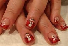 nail design for winter - Bing Images