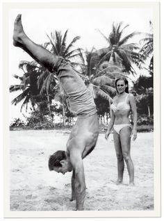 Sean Connery & Ursula Andress: 50 Years of James Bond on Film | Vanity Fair