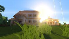 Minecraft Villa bauen TUT - #2