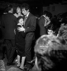 EVGENIA GL : Edith Piaf and Theo Sarapo. Paris, Club...