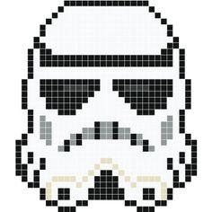 Stormtrooper - Stickers Muraux - Stickaz