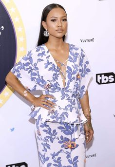 71f4d9ecf8  KarruecheTran Karrueche Tran - Not The White House Correspondents Dinner  in Washington
