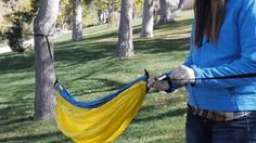The Zipper Hammock Hanging System project video thumbnail
