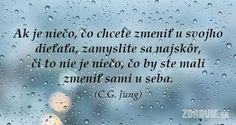 C. G. Jung citát