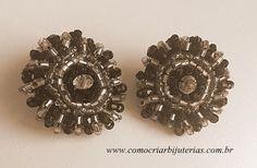#DIY  Brincos Vintage chapadinhos na orelha e as famosas adeptas ao estilo - do blogue de Mariana Espindola