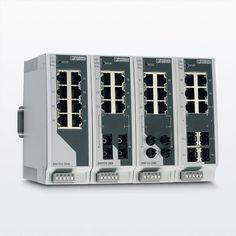 Новинка: Управляемые коммутаторы серий 2200 и 2300.  ГК «Электро-Профи» представляет новую бюджетную линейку коммутаторов FL SWITCH 2200 и FL SWITCH 2300 от Phoenix Contact, которые позволяют организовать резервированную сеть на основе Ethernet для передачи информации между компонентами АСУ ТП с минимальными затратами. ►далее: http://ep.ru/news/index.php?id=1121   #ЭЛЕКТРОПРОФИ  +7 (495) 921-03-58  msk@ep.ru  http://ep.ru   #коммутатор #PhoenixContact #Ethernet #АСУТП #новинка