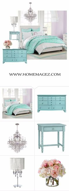 Bedroom furniture design - Electrify your interior décor with electric blue bed covers and pillows. www.homemagez.com