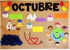 34 Ideas for Columbus Day - Aluno On I School, School Classroom, First Day Of School, School Teacher, Classroom Decor, Projects For Kids, Crafts For Kids, Montessori, School Murals