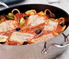 Torsk med squash och tomater - ICA (med recept)