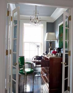 elegant work space