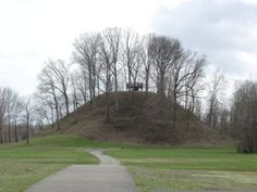 Pinson in Pinson, TN Sauls Mound.My husband and I climbed this 72 feet mound,he with the baby on his shoulders and me with Courtney.It was a long hike up but out standing view. 05/26/2014