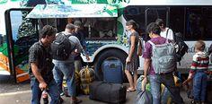 Consejos para recorridos de larga distancia en autobus