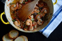Cilantro Lime Shrimp--a great way to spice up a weeknight dinner!