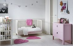 GULLIVER babybedje | #IKEA #LangLeveVerandering #kinderkamer #bed #kinderen #ledikant