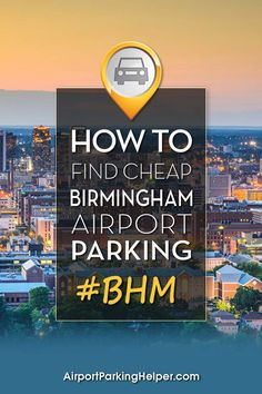 Proven Birmingham airport parking shortcuts for saving big bucks. Click and discover tips, compare rates and quickly book online. AirportParkingHelper.com explains numerous methods to find discount Ala parking rates, Birmingham airport parking coupons & deals - great for those planning a cruise, Disney vacation, babymoon, honeymoon, wedding or other travel. Follow us on Pinterest to discover more great budget travel tips such as free things to do in New York, Chicago, LA & beyond!