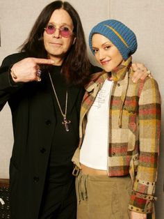 Ozzy and Gwen