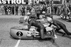 Jesse Alexander 1967 Isle of Man TT