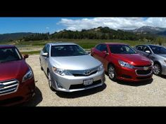 2014 Midsize Sedan Comparison Test by the Kelley Blue Book Editorial Team