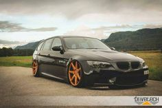 Find images and videos about black, orange and bmw on We Heart It - the app to get lost in what you love. Wagon Cars, Bmw Wagon, Bmw 3 Series Estate, Bmw Kombi, E91 Touring, Bmw Cars, Car Manufacturers, Car Photos, Automobile