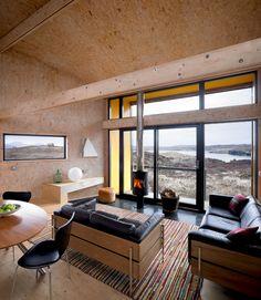 Fiscovaig Ecom Home Living Area