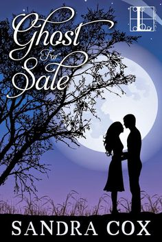 Cover Reveal - Ghost for Sale by Sandra Cox