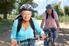 Riding your bike is a great way to get exercise and boost the health of your heart. http://www.doctorshealthpress.com/general-health-2/cycling-is-great-exercise-but