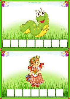 Reception Games, Arabic Alphabet For Kids, Math Measurement, Russian Language, Baby Education, Chenille, Kindergarten, Homeschool, Album