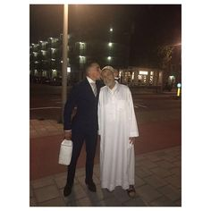 WEBSTA @ abdelhak_nouri - Taqabbal Allahoe mina waminkoem!! Eid moubarak! May Allah forgive us our sins and accept our good deeds. Have a blessed day and spend it with the people you love. With the one and only grandfather Nouri!❤