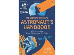 Here at Advocate we were recently informed thatThe Usborne Official Astronaut's Handbook,a book illustrated by…